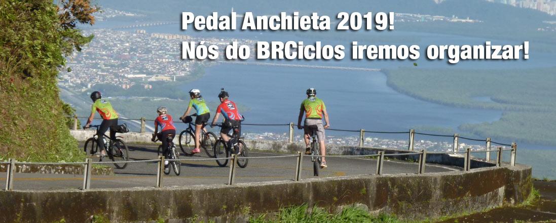 Pedal Anchieta 2019? Aqui será o canal oficial!
