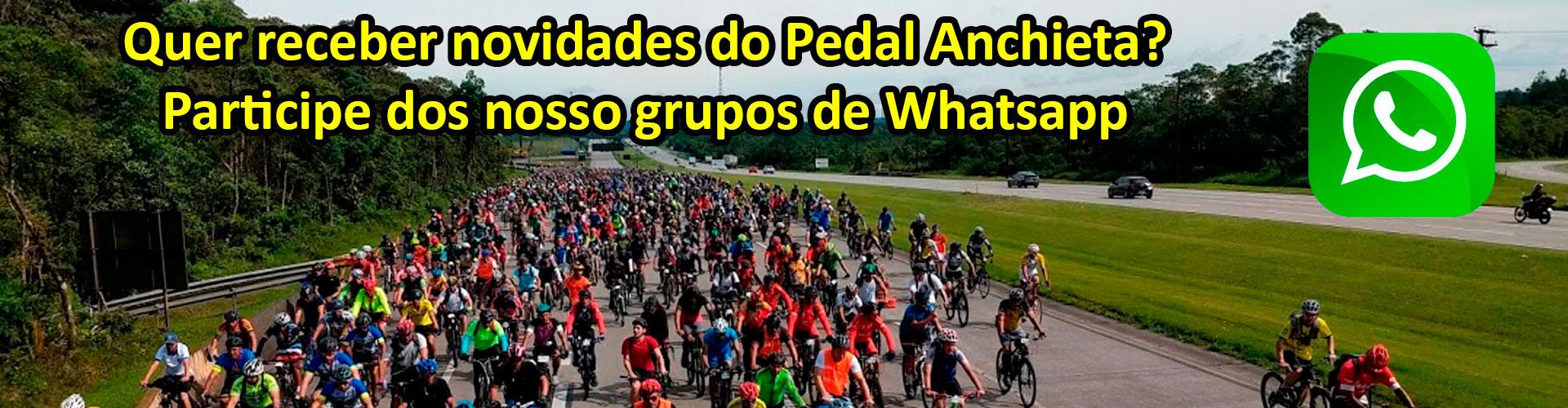 Bicicreteiro - Grupo de Whats Pedal Anchieta